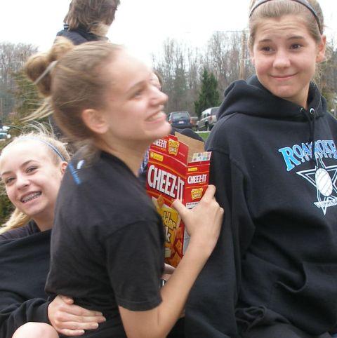 Taylor Baumann Roanoke Juniors 15 S Team 2008